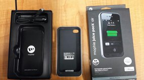 Mophie juice pack air for All IPHONE 4's (Battery Pac) in Tacoma, Washington