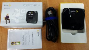 Sprint Sierra Wireless Overdrive Pro SWAC802 Mobile Hotspot - 3G/4G, GPS, Memory Card Slot, Clas... in Tacoma, Washington