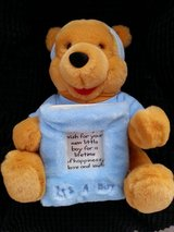 Winnie the Pooh Gram   for your new baby boy boy. in Glendale Heights, Illinois
