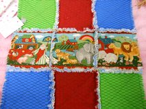 Noah's ark quilt in Cherry Point, North Carolina