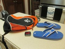 Las Vegas Backpack With Size 10 Flip Flops - New Giftset in Houston, Texas