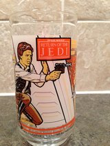 Burger King collectible glassware~'Return Of The Jedi' in Naperville, Illinois