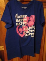 #8022 DUCK DYNASTY T SHIRT SIZE 3X - $8 (harker he in Fort Hood, Texas